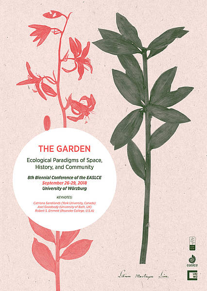 The Garden Conference poster